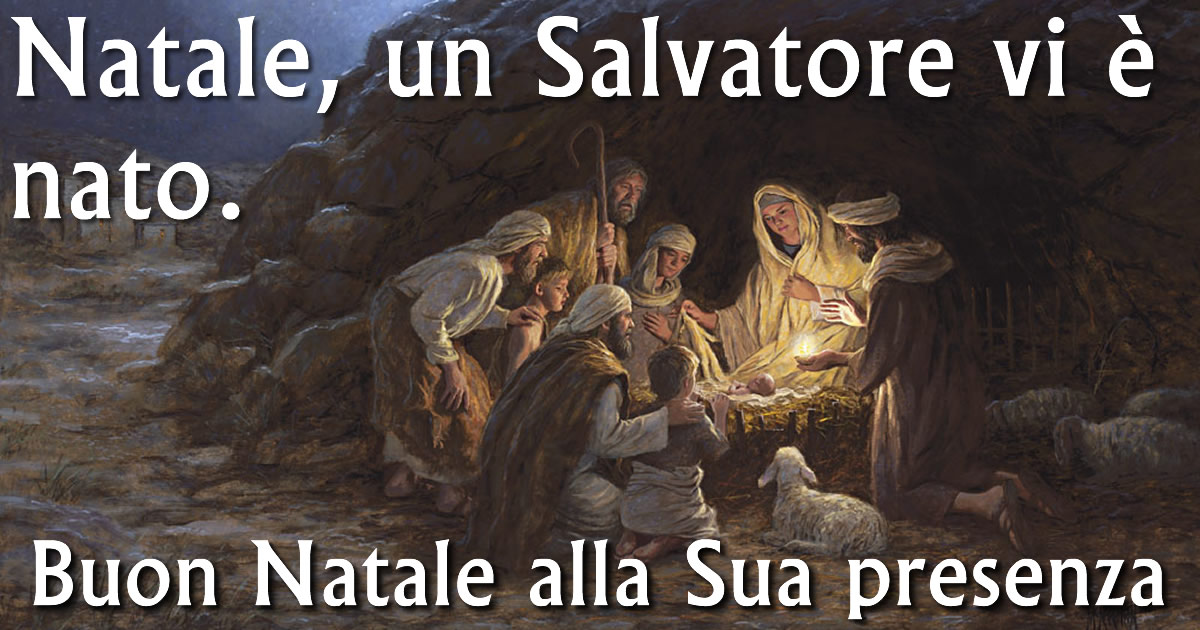 Auguri Spirituali Di Natale.Auguri Cristiani Di Buone Feste Natale Alla Sua Presenza